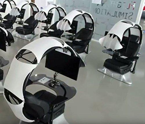 Gaming Sitze Converged Workstation Furniture ZumreinweißSingle Drian BüroZu Monitor Hause Game It Für Linkstürige Und TFcKJl13u