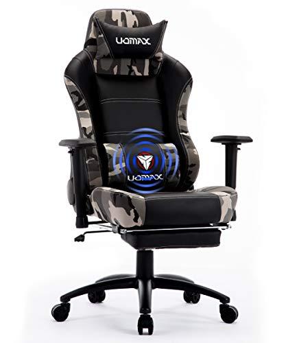 Stuhl Für Drehstuhl Egonomischer Gaming Racer GamerPc Uomax CoBWerdx
